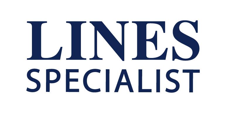 Logo Lines Specialist
